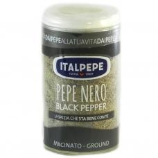 Приправа Italpepe pepe nero 50г