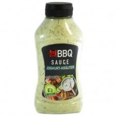Соус BBQ йогурт та зелень 300мл