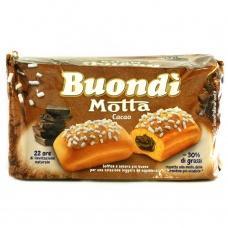 Бісквіти Buondi Motta з сасаo 6*43г 258г