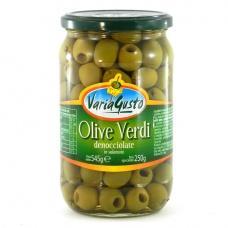 VARIA GUSTO Olive Verdi denocciolate in salamoia 0.545 кг