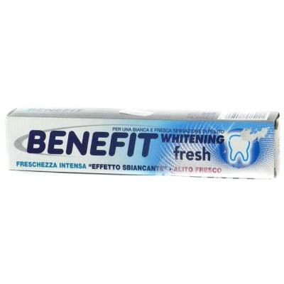 Зубна паста benefit 75мл
