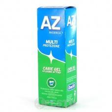 Зубна паста AZ Ricerca гель-карієс+активні фтористі 75мл